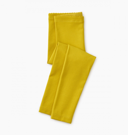 Tea Collection Solid Goldenrod Leggings for Girl