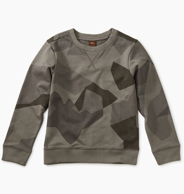 Tea Collection Printed Popover for Boy