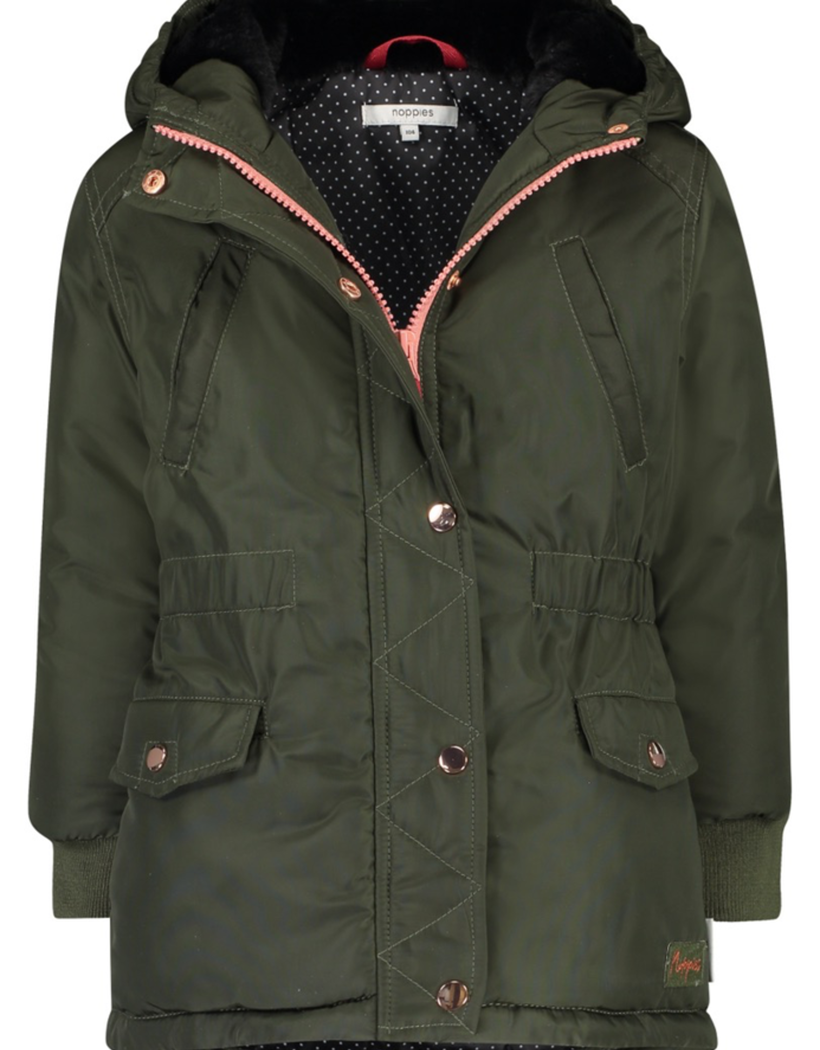 Noppies Kids Vasyl Winter Jacket for Girl
