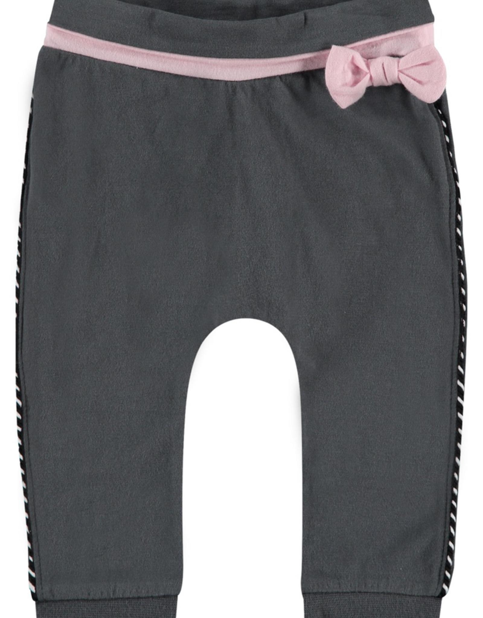 Noppies Kids Kusel Slim Jersey Pants for Baby Girl
