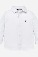 Mayoral Long Sleeved Collard Dress Shirt for Baby Boy