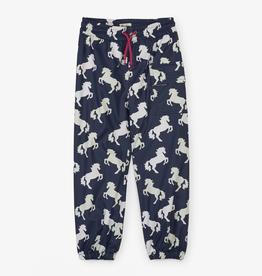 Hatley Playful Horses Colour Changing Splash Pants for Girl