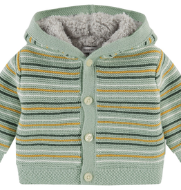 Noppies Kids Quantum Cardigan for Baby in Belgian Block