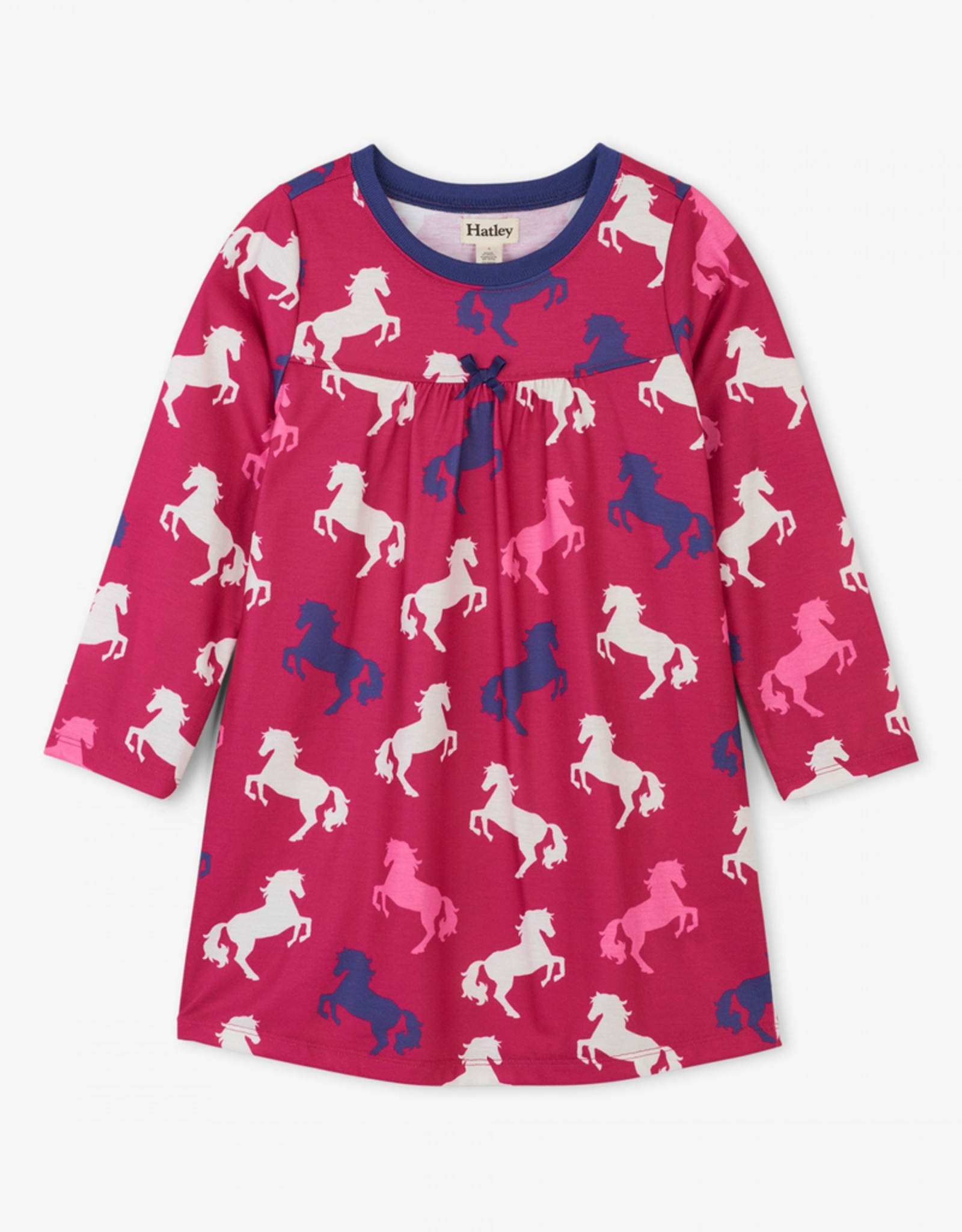 Hatley Playful Horses Nightdress for Girl