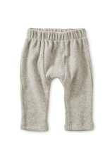Tea Collection Printed Baby Joggers For Baby Boy in Midnight Herringbone