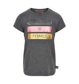Creamie Female Short Sleeve T-Shirt for Girl