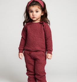 Creamie Sweatshirt Quilt for Girl