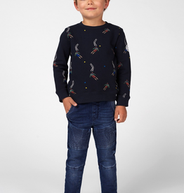 Noppies Kids Belfast Long Sleeve Sweatshirt for Baby Boy
