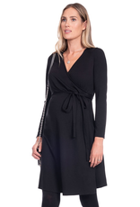 Seraphine Thea Maternity Wrap Dress