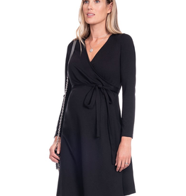 Seraphine Thea Maternity and Nursing Wrap Dress
