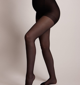 Seraphine Over-Bump Maternity Tights, 40 Denier