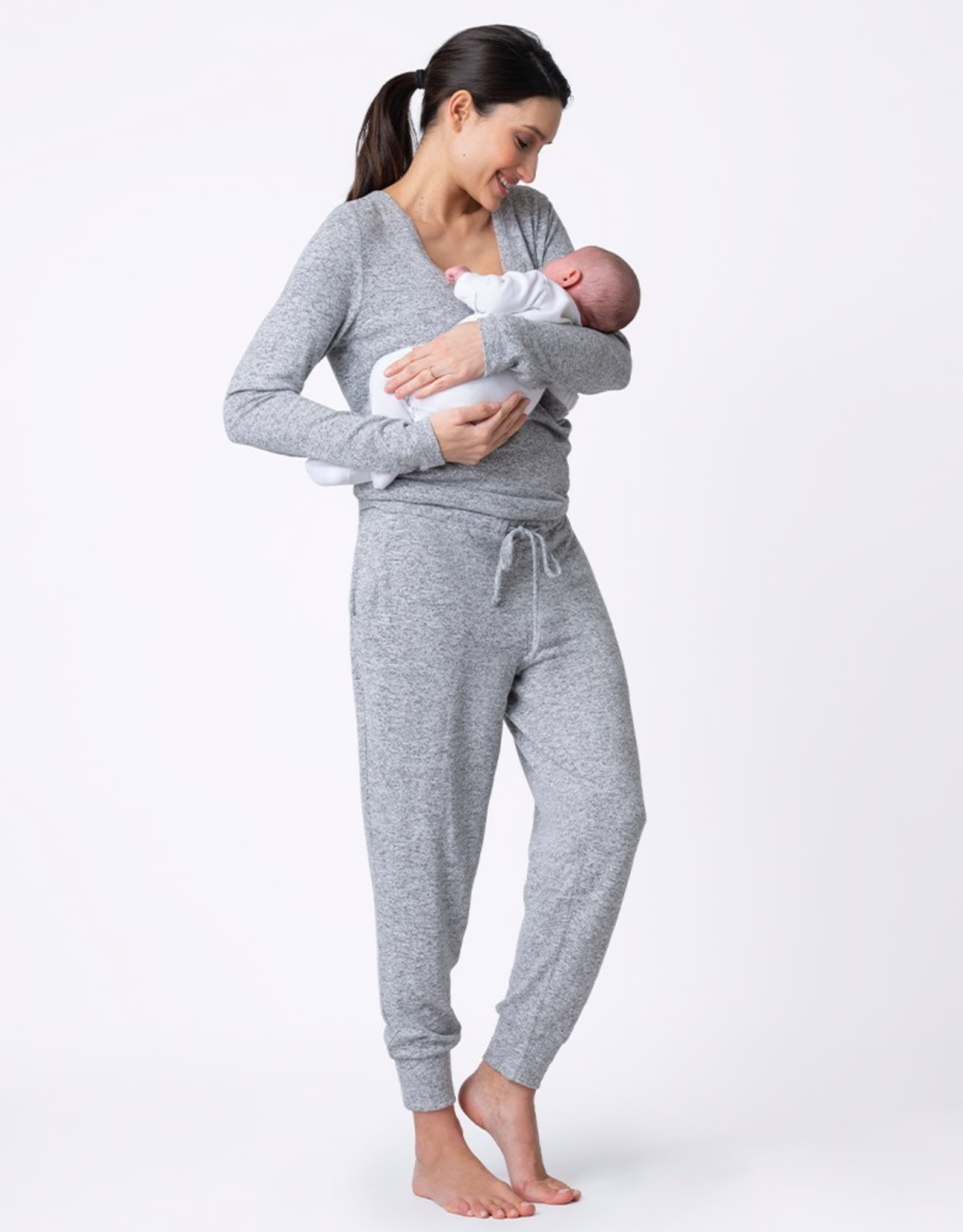 Seraphine Briar, Loungewear Maternity Jumpsuit