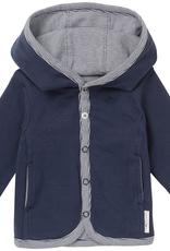 Noppies Kids Joke Reversible Cardigan for Baby Boy