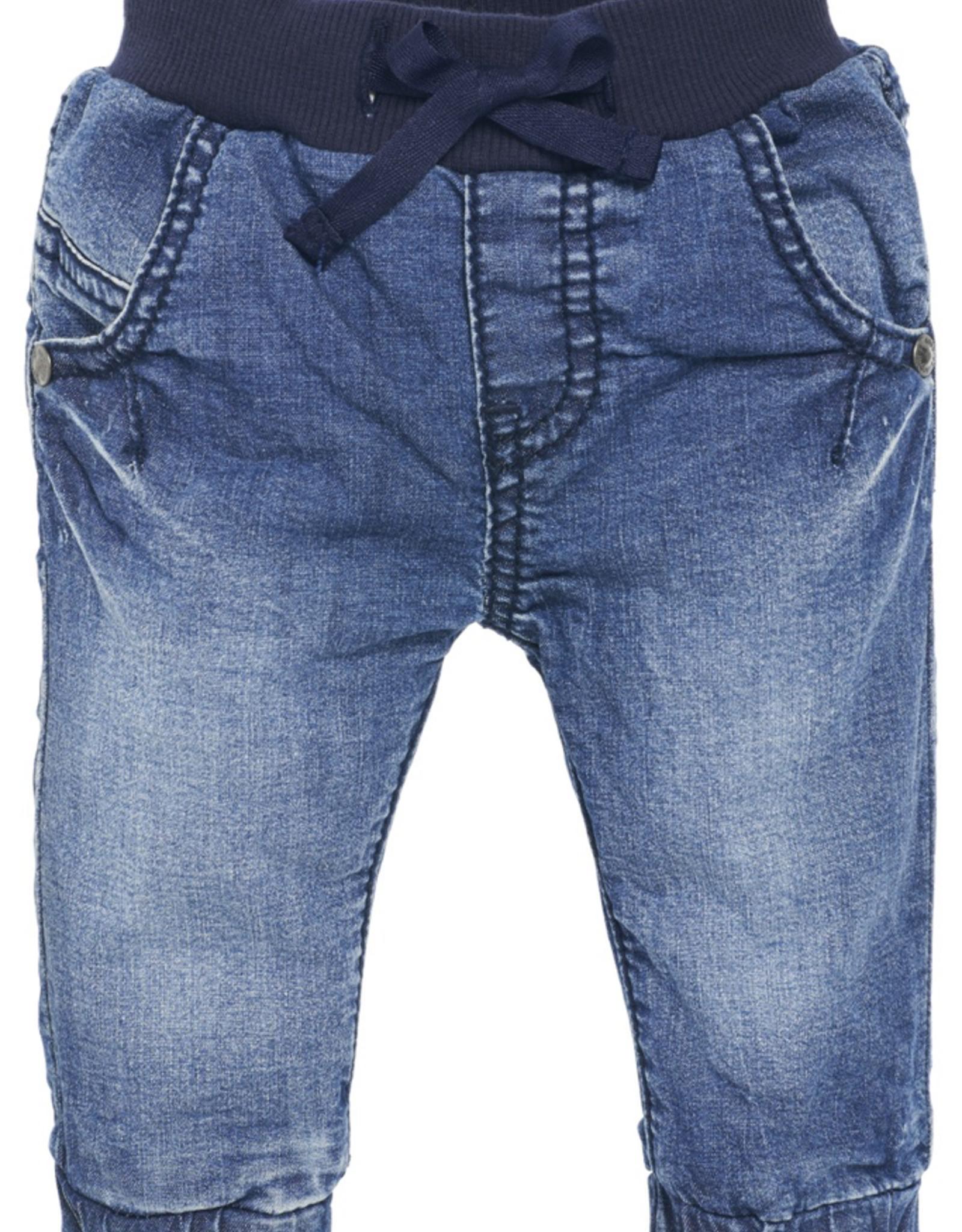Noppies Kids Unisex Comfort Jeans for Baby