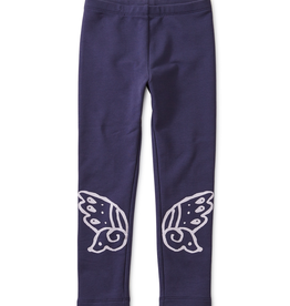 Tea Collection Winged Cozy Leggings for Girl