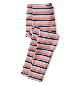 Tea Collection Striped Ribbed Baby Leggings for Baby Girl