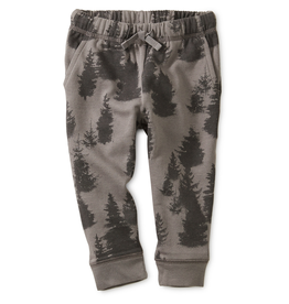 Tea Collection Forest Fleece Baby Joggers for Baby Boy