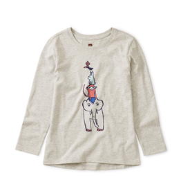 Tea Collection Four Friends Storytelling Tee for Girl
