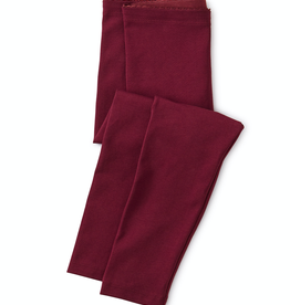 Tea Collection Boysenberry Solid Leggings for Girl