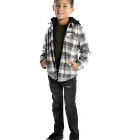 Appaman Glen Buffalo Check Hooded Shirt for Boy
