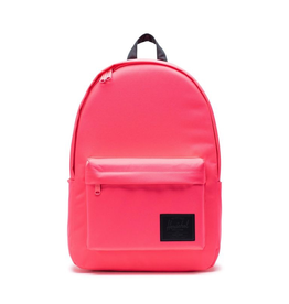 Herschel Supply Co. Classic XL Backpack, Neon Pink / Black, 30L