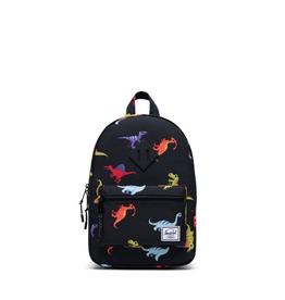Herschel Supply Co. Heritage Backpack | Kids, Dinosaurs Black