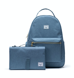 Herschel Supply Co. Nova Backpack | Sprout, Blue Mirage Crosshatch, 21L