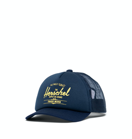 Herschel Supply Co. Baby Whaler Cap | Sprout, Peacoat/Highlight