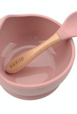 Glitter & Spice Silicone Bowl & Spoon Set