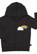 Whistle & Flute Kawaii Rainbow Hooded Sweatshirt