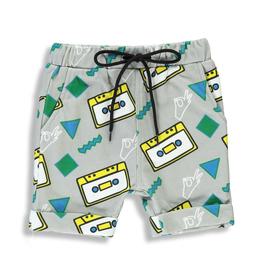 Birdz Children Cassette Long Shorts for Boy