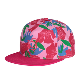 Birdz Children Pink Orchids Cap for Girl