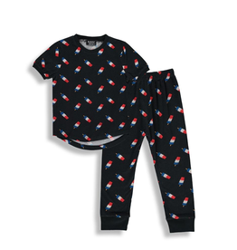 Birdz Children Rocket Popsicle Lounge Wear for Boy