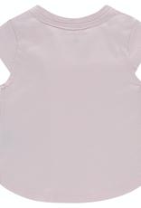 Noppies Kids Cartersville T-Shirt for Baby Girl in Cradle PInk
