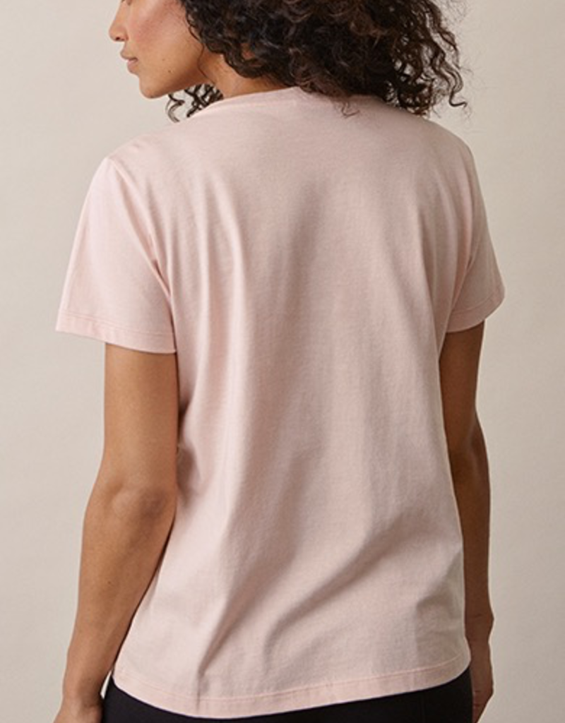 Boob Design The T-Shirt, Maternity and Nursing Top in Light Pink