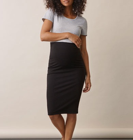 Boob Design OONO, Once-On-Never-Off Pencil Skirt in Black