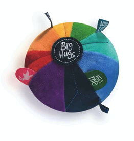 OB Designs Rainbow Sensory Ball for Baby