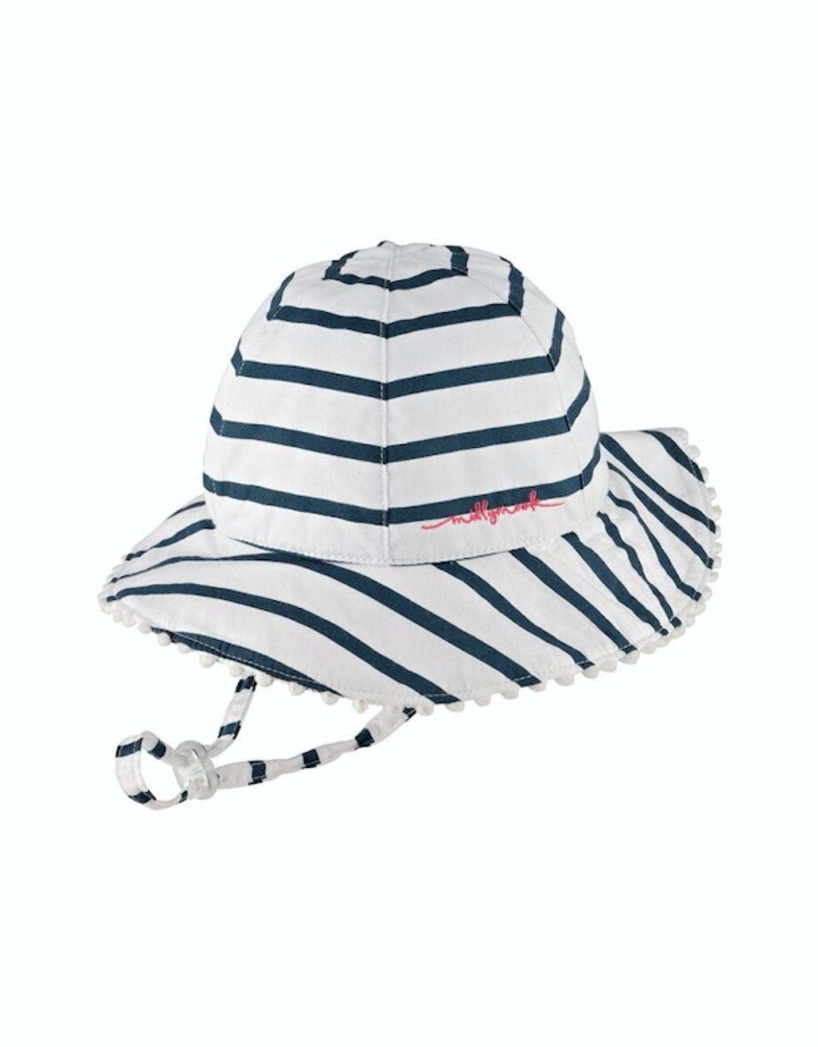 Millymook Skipper Baby Girls Bucket Hat