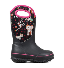 Bogs Kids' Slushie Crayon Insulated Boot