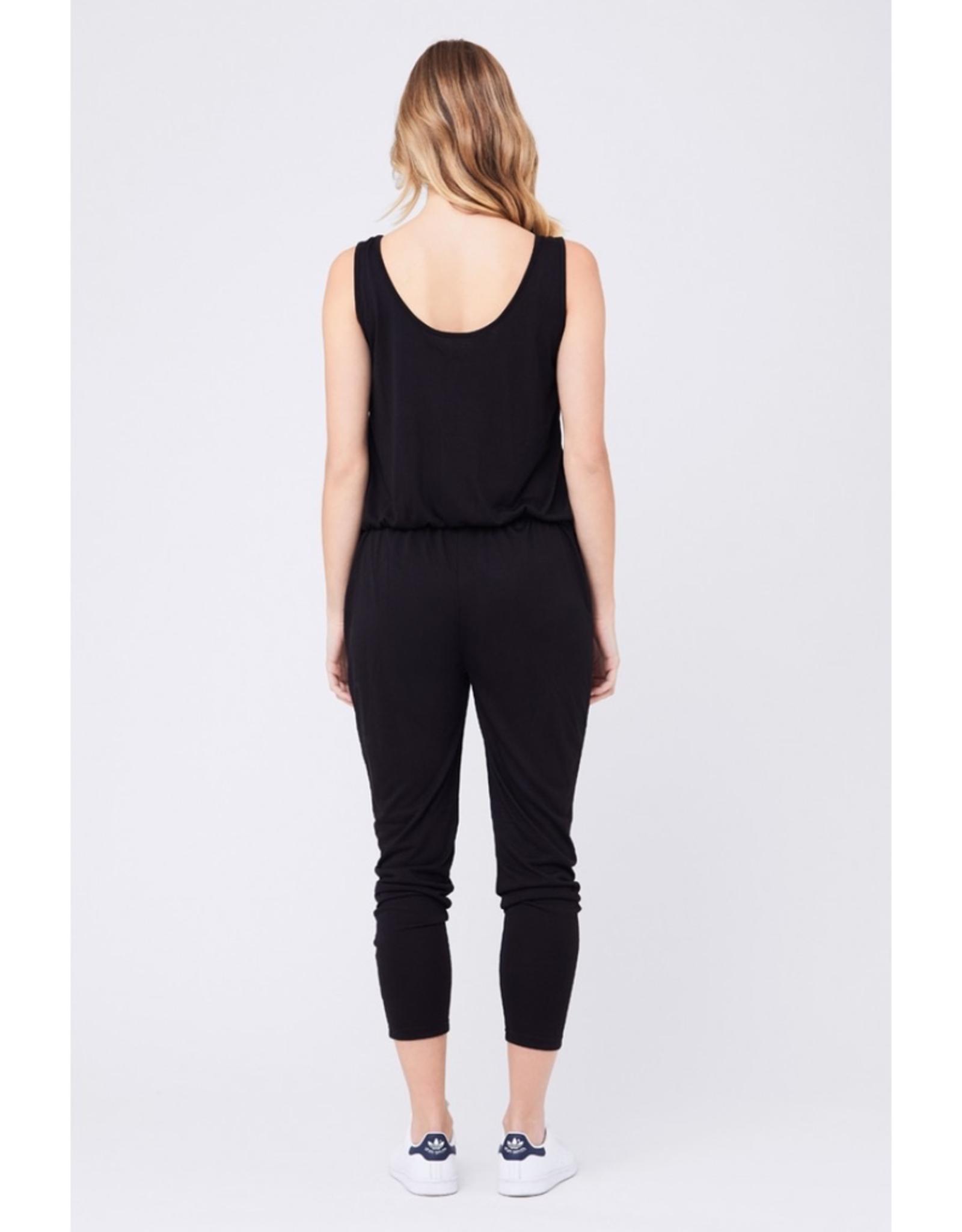 Ripe Maternity Jersey Jumpsuit