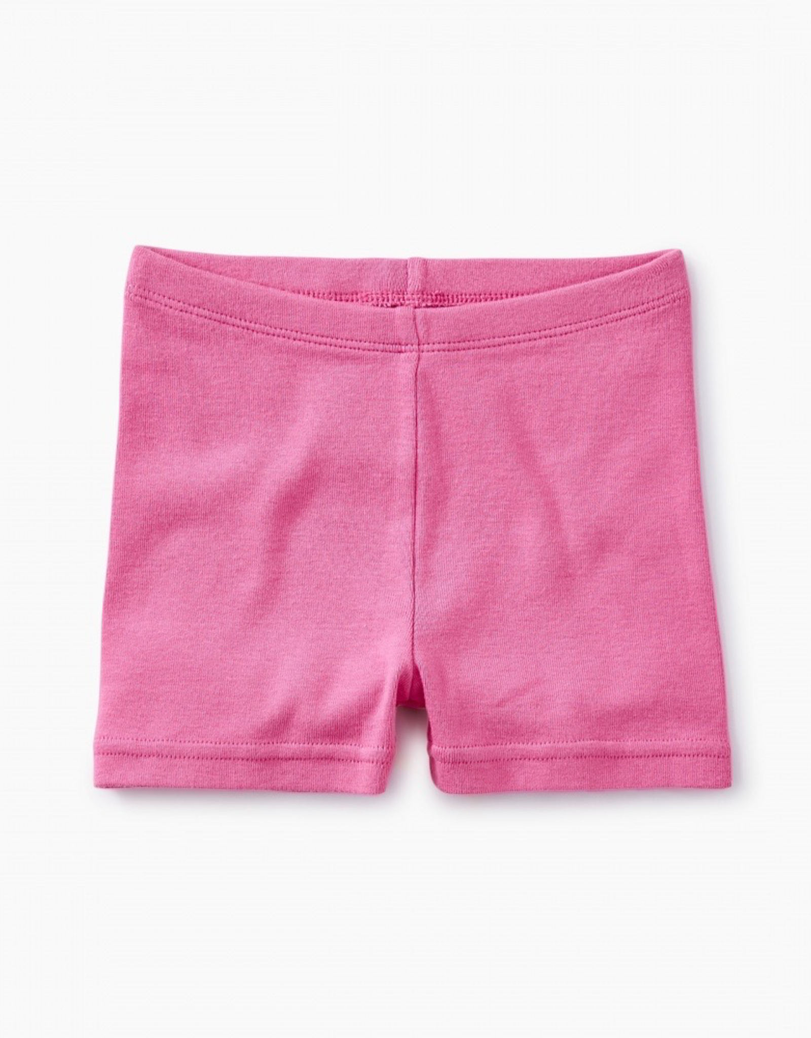 Tea Collection Solid Somersault Shorts in Sweet Pea for Girl