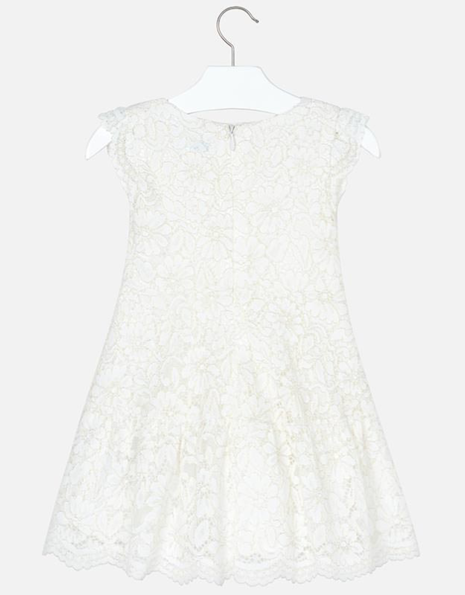 Mayoral Lace Dress for Girl