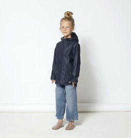 Go Soaky Elephant Man Raincoat in Mood Indigo