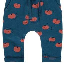 Imps & Elfs Belmont Pants for Baby in Majolica Blue