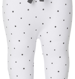 Noppies Kids Unisex Bo Pants for Baby in White