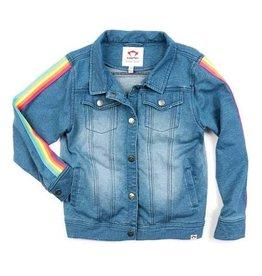 Appaman Zadie Denim Jacket in Medium Blue
