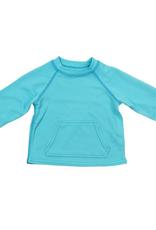 I-Play Breathable Sun Protection Shirt in Light Aqua