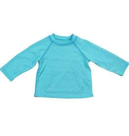 I-Play Breathable Sun Protection Shirt in Light Aqua