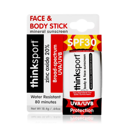 Thinksport Sunscreen Stick SPF 30+ (.64oz/18.4g)