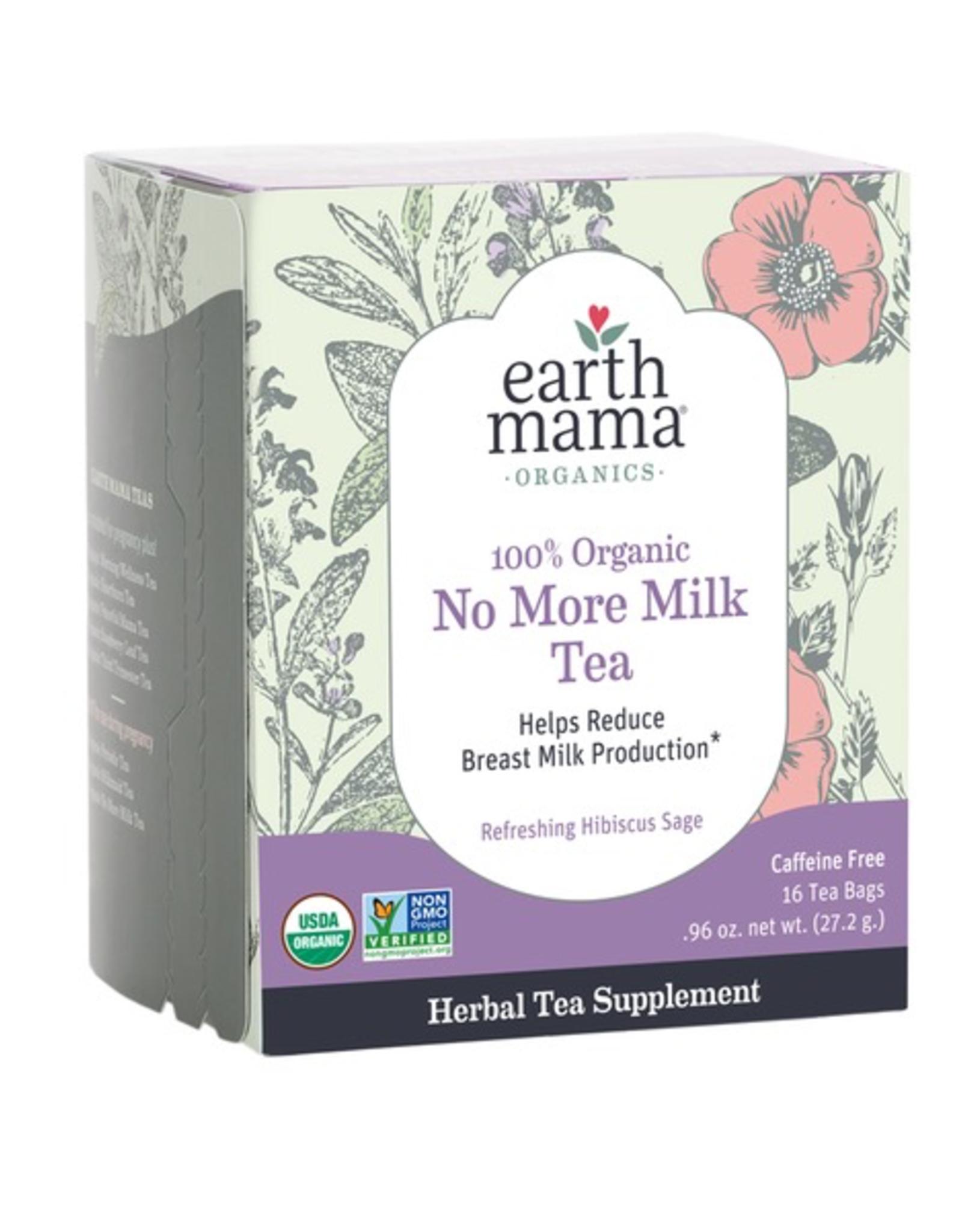 Earth Mama 100% Organic No More Milk Tea